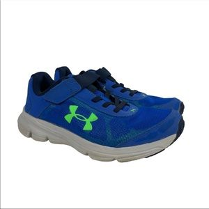 Under Armour Boys Rave 2 Sneakers 2.5Y